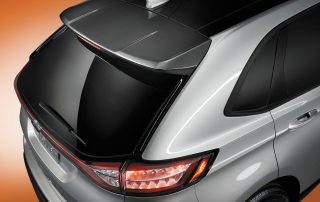 2018 Ford Edge reat hatch