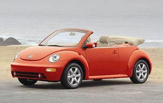 2004 New Beetle Convertible GLS 1.8T