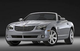 Racy two-seat Crossfire