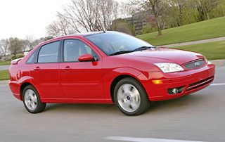 2005 Ford Focus ST ZX-4