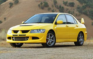 2005 Lancer Evolution MR