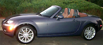 2006 Mazda Mx-5 Touring (Automatic)