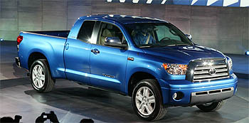 2007 Toyota Tundra preview