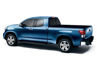 2007 Toyota Tundra sideview