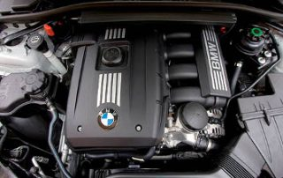 2007 BMW 3-Series Convertible 3.0L V6 Turbo Engine