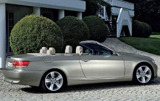 2007 BMW 3-Series Convertible from the other side