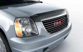 2007 GMC Yukon Accessories - Molded hood protector custom-designed to follow the contour of the hood