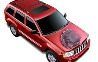 2007 Jeep Grand Cherokee diesel or FFV
