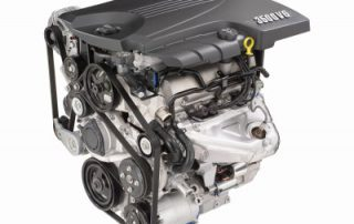 3.5-liter engine in the Saturn Aura XE