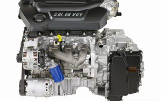 3.6-liter engine n the Saturn Aura XR