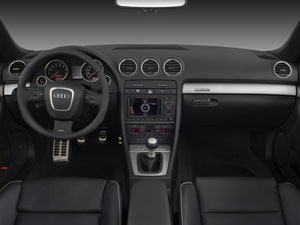 inside the RS4