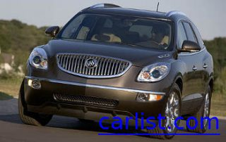 2008 Buick Enclave CUV from the front