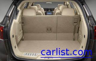 2008 Buick Enclave CUV has a spacious interior