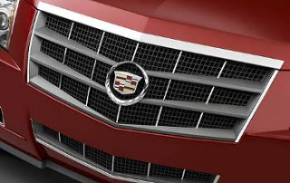 2008 Cadillac CTS front grill