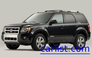 2008 Ford Escape CUV from the side