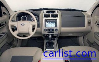 2008 Ford Escape CUV spacious front seats