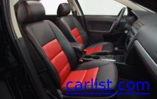 2008 Ford Fusion front seats