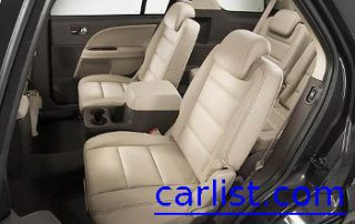 2008 Ford Taurus CUV has a generous amount of seating
