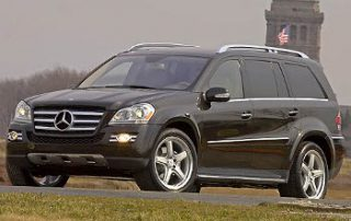 The 2008 Mercedes-Benz GL550