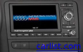 2009 Audi A3 multi media interface