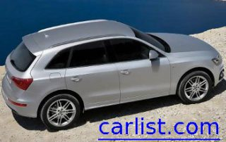 2009 Audi Q5 from the side