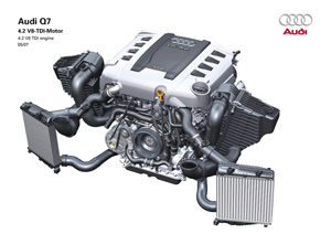 4.2 engine TDI