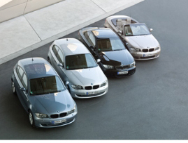 all the 2009 BMW 1-Series models