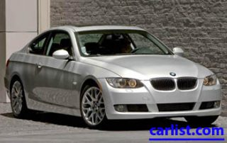 2009 BMW 328i front view