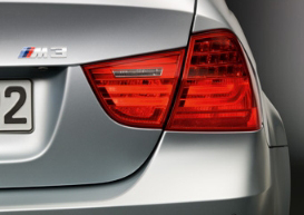 BMW M3 Sedan Rear Light