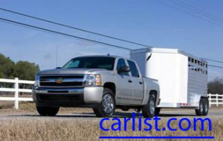 2009 Chevrolet Silverado Hybrid is practical even when towing