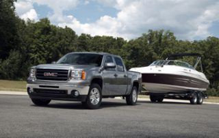towing capacity for the hybrid is 6,100 pounds