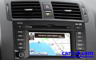 2009 Kia Borrego navigation unit