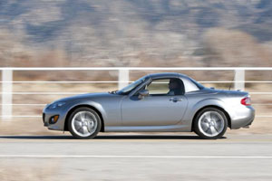 The MX-5: the artist formerly known as the Miata