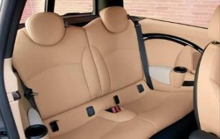 2009 MINI Cooper Clubman also has room for passengers
