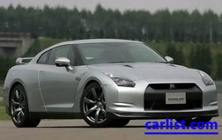 2009 Nissan GT-R Super Coupe front view