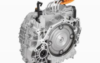 the Vue's transaxle