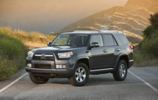 The 4Runner is the epitome of what an SUV should be