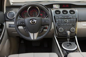 inside the CX-7