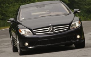 2010 Mercedes-Benz CL550