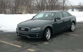 """Any newer Audi can be spotted by its hallmark LED """"swoosh"""" headlights"""