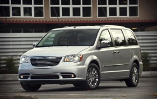 Town & Country brings fresh exterior styling and an enhanced passenger compartment