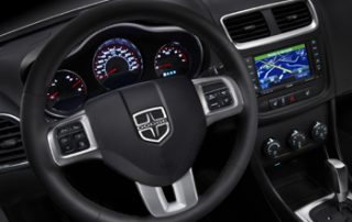Avenger contains many active safety systems designed to keep an alert driver out of harm's way