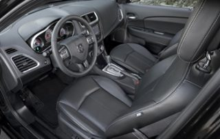 Dodge constructs the 2011 Avenger with two different engines in four trim designations