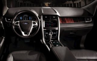 Ford presents the 2011 Edge in four grades -- SE, SEL, Limited, Sport -- each with FWD or AWD traction