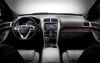 New is the MyFord Touch driver connect technology, combined with Ford's popular SYNC integrated communications and entertainment system
