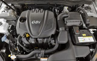 Optimas come with one of three four-cylinder engines