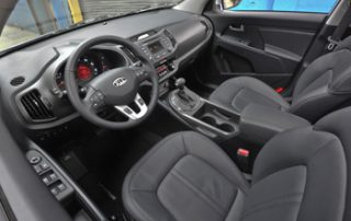 Even the base car gets air conditioning; power windows, door locks and mirrors; SIRIUS Satellite Radio, MP3 connectivity and Bluetooth