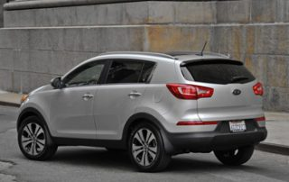 The new look, created by the Kia Design Center America in Irvine, California, moves Kia into the style forefront