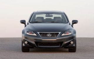 For 2011, the IS 250 received some mid-cycle tweaks to the grille, front bumper and taillights