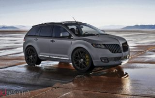The MKX offers consumers a luxurious package in both its exterior and interior features